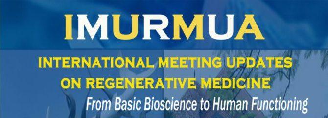 International Meeting Update on Regenerative Medicine